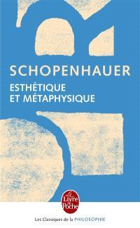 Esthétique et métaphysique