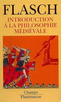 Introduction à la philosophie médiévale