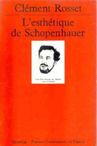 L'esthétique de Schopenhauer