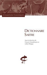 Dictionnaire Sartre
