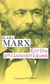 Ecrits philosophiques