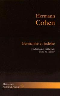 Germanité et judéité