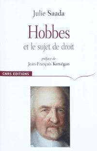Hobbes et le sujet du droit : contractualisme et consentement