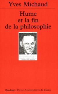 Hume et la philosophie