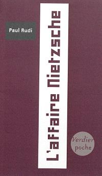 L'affaire Nietzsche