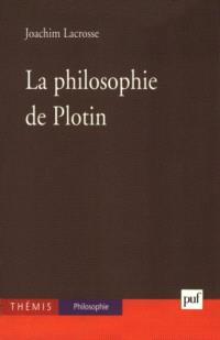 La philosophie de Plotin : intellect et discursivité