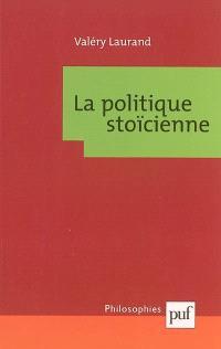 La politique stoïcienne