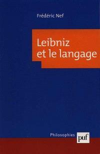 Leibniz et le langage