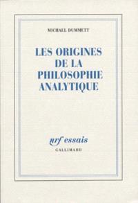 Les origines de la philosophie analytique