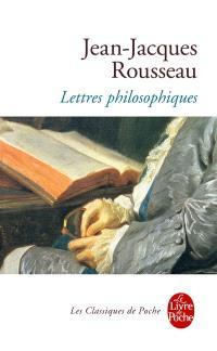 Lettres philosophiques : anthologie
