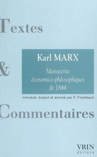 Manuscrits économico-philosophiques de 1844