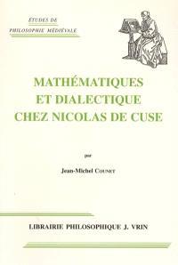 Mathématiques et dialectique chez Nicolas de Cuse
