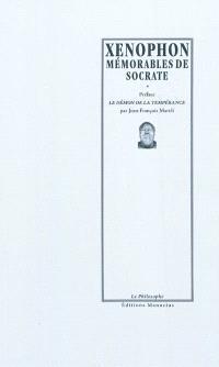 Mémorables de Socrate