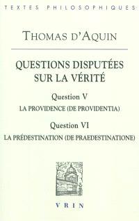 Questions disputées sur la vérité
