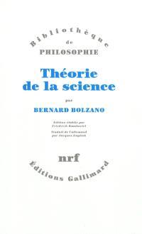 Théorie de la science