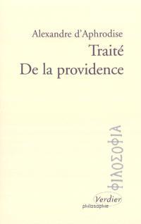 Traité de la providence