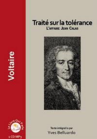 Traité sur la tolérance : l'affaire Jean Calas