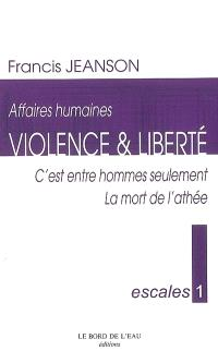 Affaires humaines