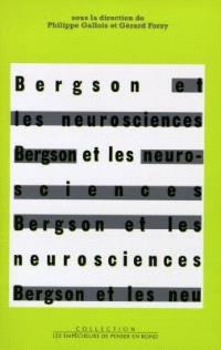 Bergson et les neurosciences