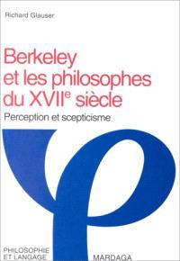 Berkeley et les philosophes du XVIIe siècle : perception et scepticisme