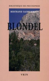 Blondel : un univers chrétien