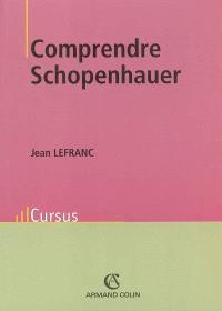 Comprendre Schopenhauer