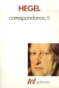 Correspondance. Volume 2, 1813-1822