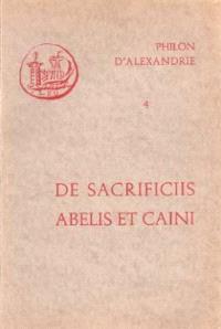 De sacrificiis Abelis et Caini