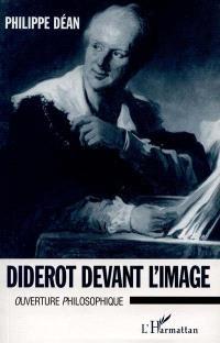 Diderot devant l'image