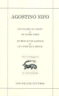 Du beau et de l'amour = De pulchro et amore. Volume 2, Le livre de l'amour = De amore liber