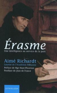 Erasme : une intelligence au service de la paix