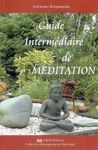 Guide intermédiaire de méditation