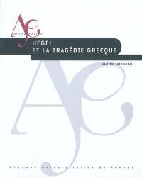 Hegel et la tragédie grecque
