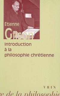 Introduction à la philosophie chrétienne