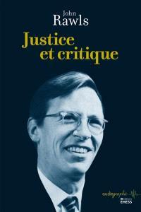 Justice et critique