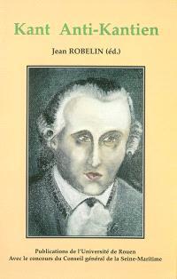 Kant anti-kantien
