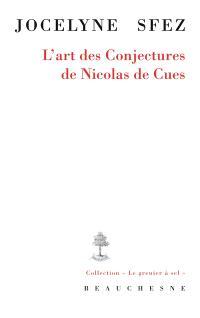 L'art des conjectures de Nicolas de Cues