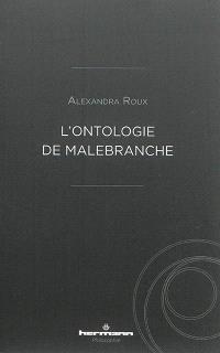 L'ontologie de Malebranche