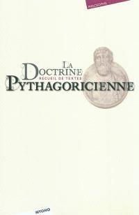 La doctrine pythagoricienne : recueil de textes