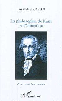 La philosophie de Kant et l'éducation