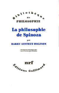 La philosophie de Spinoza