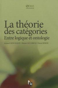 La théorie des catégories : entre logique et ontologie