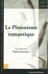 Le platonisme romantique