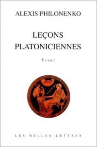 Leçons platoniciennes