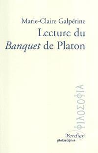 Lecture du Banquet de Platon