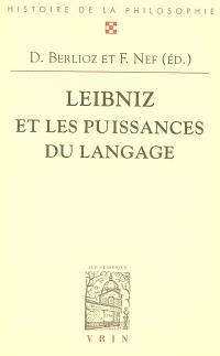 Leibniz et les puissances du langage