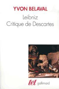 Leibniz, critique de Descartes