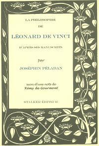 Léonard de Vinci : sa philosophie