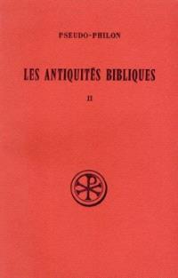 Les Antiquités bibliques. Volume 2
