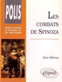 Les combats de Spinoza